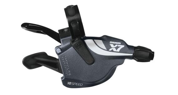 SRAM X7 Schakelhendel 3 versnellingen grijs